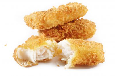 Nuggets de poisson