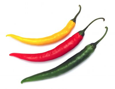 Peppers Hot